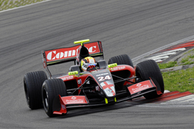 Nick Yelloly, Comtec, Nurburgring 2012