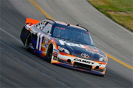 Hamlin still recovering from stiff back