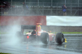 Fabio Leimer, Racing Engineering, Silverstone 2012