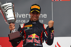 Antonio Felix da Costa wins at Silverstone