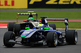 Will Buller, Carlin, Silverstone 2012