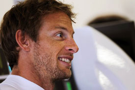 Jenson Button British GP