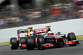 FIA bans DRS under yellow flags