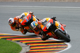 Dani Pedrosa, Honda, Sachsenring 2012
