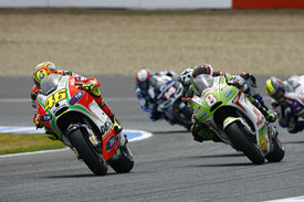 Rossi has not had the most successful campaigns with Ducati, leaving him fighting his way through the mid-pack