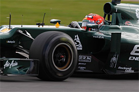 Caterham sure it is closing the gap