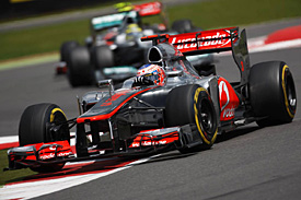McLaren adamant nothing wrong with car