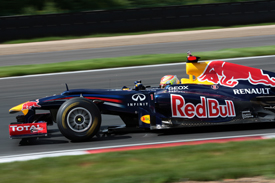 Robin Frijns, Red Bull demo, Moscow