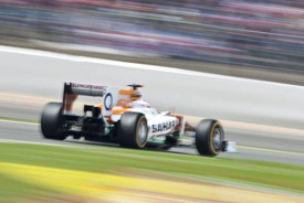Mallya believes Force India needs extra luck to fight for podiums