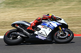 Lorenzo quickest in Mugello test