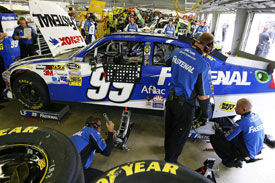 Carl Edwards NASCAR Sprint Cup