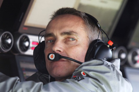 Martin Whitmarsh, McLaren, 2012