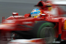 Fernando Alonso, Ferrari, Germany 2012