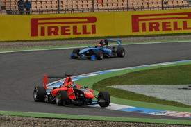 Tio Ellinas, Manor, Hockenheim 2012