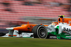 Nico Hulkenberg, Force India, Germany, 2012