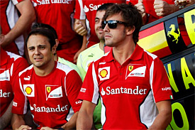 Massa: Alonso will need my support
