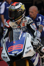 Jorge Lorenzo, Yamaha