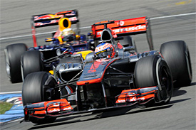 McLaren hopes to avoid rules row repeat