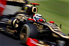 Kimi Raikkonen, Lotus