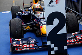 Red Bull denies illegal parc ferme tweaks