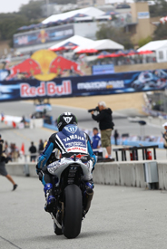 Ben Spies, Yamaha, Laguna Seca 2012