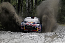 Sebastien Loeb Citroen Finland