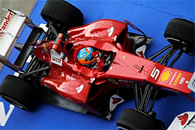 Ferrari denies ride-height system claims