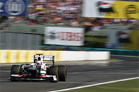 Sauber pair say errors must be ironed out