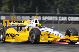 Helio Castroneves, Penske, Mid-Ohio 2012