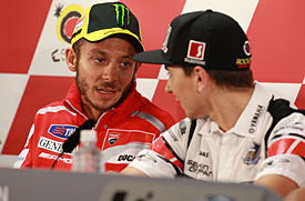 Lorenzo will be a stronger man when Rossi rejoins him next year