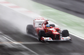 Fernando Alonso, Ferrari, Silverstone 2012