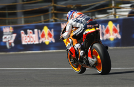 Casey Stoner, Honda, Indianapolis 2012