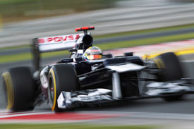 Williams F1 2012