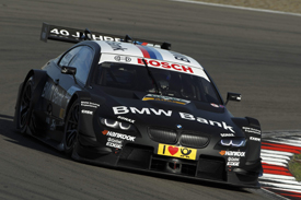 Bruno Spengler Schnitzer BMW 2012 DTM Nurburgring