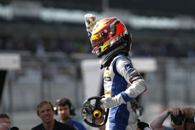 Pascal Wehrlein wins at the Nurburgring