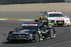Gary Paffett, HWA Mercedes, Nurburgring 2012