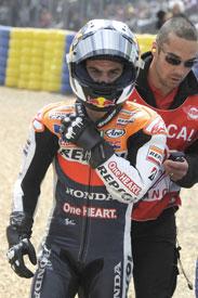 Dani Pedrosa Honda