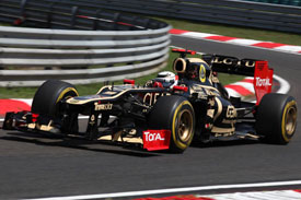 Lotus DRS 2012