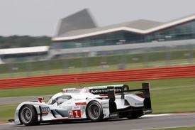 #1 Audi, Silverstone 2012