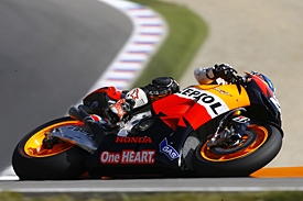 Dani Pedrosa, Honda, Brno 2012