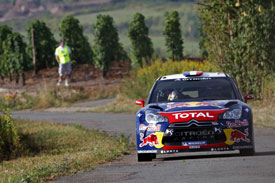 Sebastien Loeb Rally Deutschland 