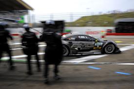 Ralf Schumacher, Zandvoort pit incident