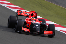 Jules Bianchi, Tech 1, Silverstone 2012