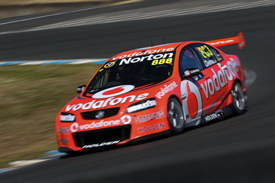 Craig Lowndes, Triple Eight Holden, Eastern Creek 2012