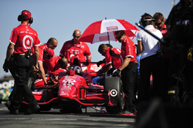 Scott Dixon, Ganassi, Sears Point 2012