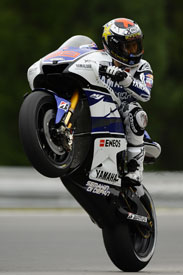 Jorge Lorenzo Brno