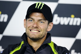 Cal Crutchlow Tech 3 Brno