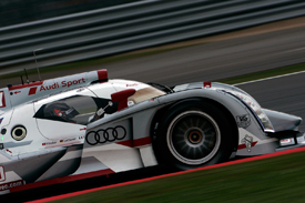 #1 Audi, Silverstone 2012