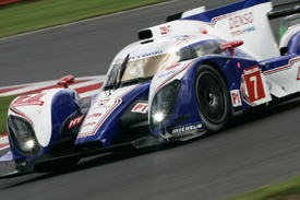 Toyota, Silverstone WEC