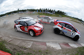 European Rallycross Holjes 2011